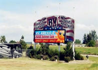 SMD P4 P5 P6 P8 P10 Outdoor LED Advertising Billboards Waterproof High Resolution