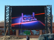 Feste Installation Kreative Outdoor Advertising Led Display Screen P31.25 High Brightness