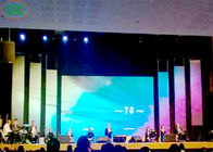 Epistar Chip indoor P3 stage LED Screens with iron and steel cabinet