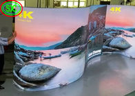 IP65 Outdoor Rental Led Display P3.91 P4 P4.81 500mm*500mm Cabinet High Refresh