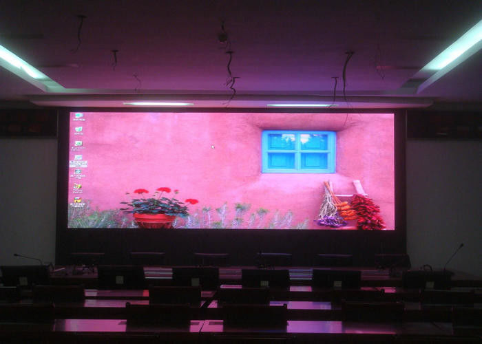 P3 1/16 Scan High Definiton Stage Led Screens 64x64dots For Rental And Hanging