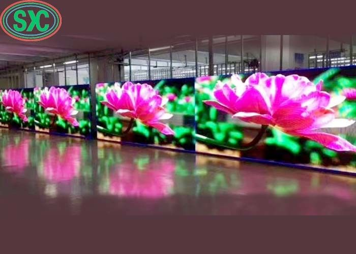 high brightness and definition outdoor smd led display super thin cabinet