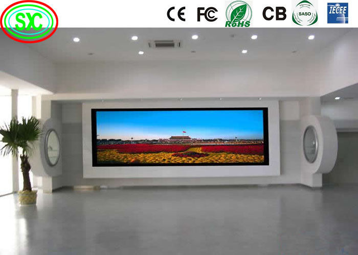 High Definition Dumpproof COB GOB P2.6 Stage Led Screen Anti Collision